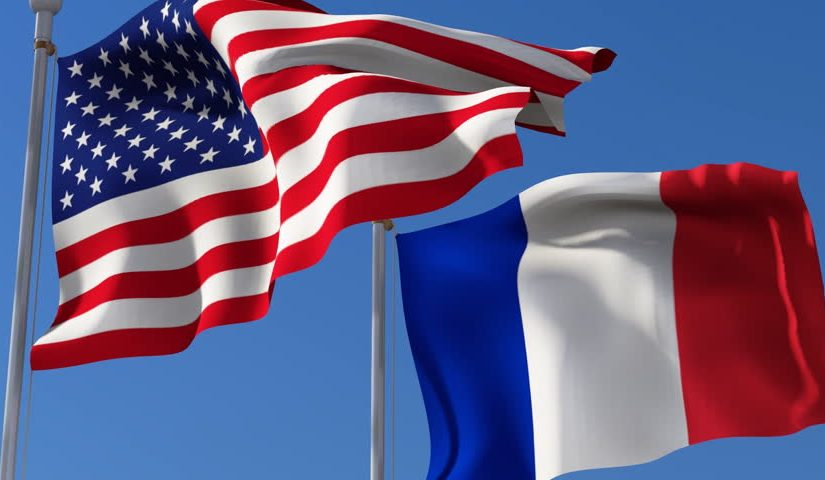 france in the united states